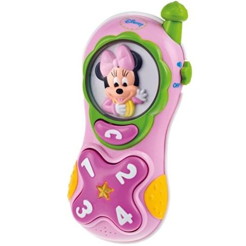Disney Clementoni Disney Baby Minnie Cep Telefonu Renkli